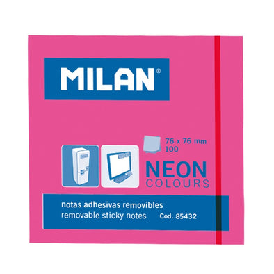 Post-it adhesivos NEON Rosa