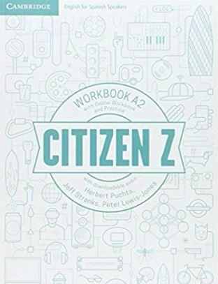 Citizen Z Elem A2 Workbook.Cambr - 9788490366868