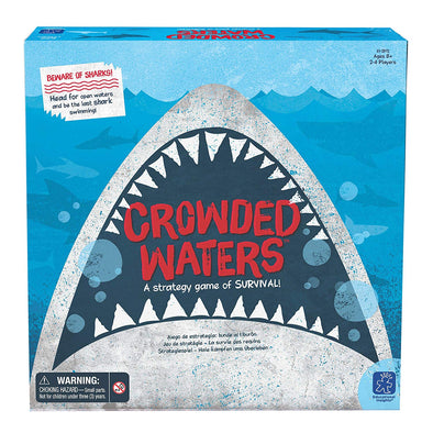 Crowded Waters  8 años