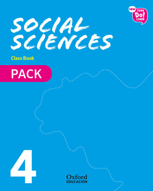 Social Science 4 Primary - 9780190533540