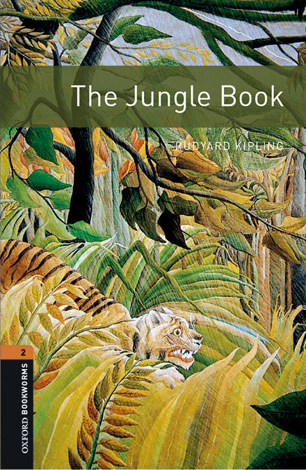 Oxford Bookworms Library 2. The Jungle Book MP3 Pack - 9780194620772
