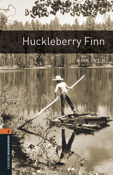 Oxford Bookworms Library 2. Huckleberry Finn MP3 Pack - 9780194620895