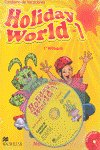 Libro Holiday World 1, Vacacionescon ISBN 9780230422551
