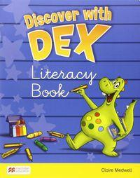 Discover With Dex 2, Literacy Book - 9780230446809