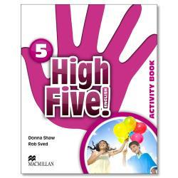 High Five 5, Activity. Macmillan - 9780230464292