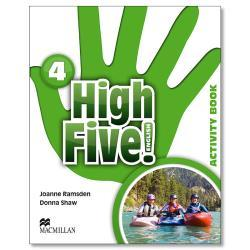 High Five 4, Activity. Macmillan - 9780230464506