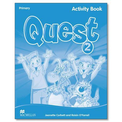 Quest 2, Activity .Macmillan - 9780230477728