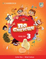 BE CURIOUS 3ºEP WB - 9781108862226
