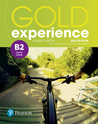 (1) ESO - GOLD EXPERIENCE B2 - 9781292194790