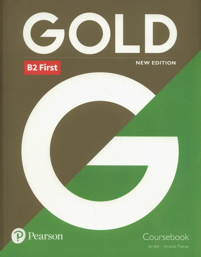Gold B2 First New St 189781292202273