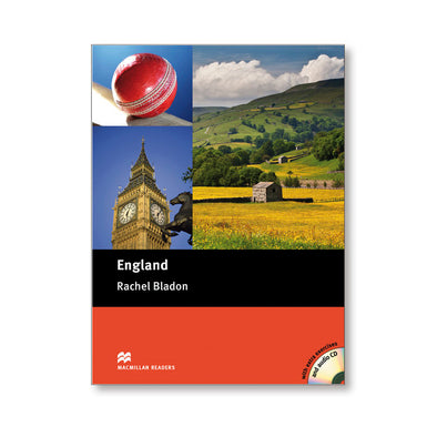 England Pack New Ed Pre-Intermediate - 9781380040992
