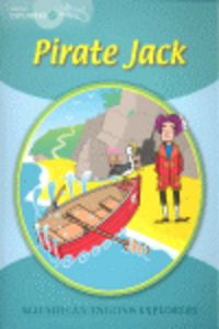 PIRATE JACK MACMILLAN ENGLISH EXPLORERS - 9781405060066