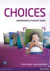 Choices Intermediate St 12 Alhin39Eso - 9781408242032