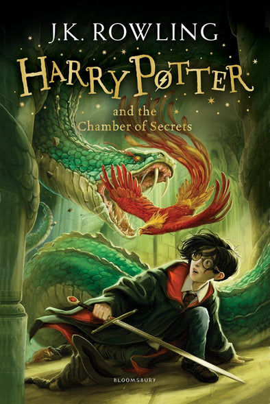 Harry Potter And The Chamber Of Secrets - 9781408855669