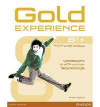 Gold Experience B1+, Workbook.Pe9781447913917