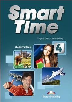 Smart time 4 eso student book - 9781471535604