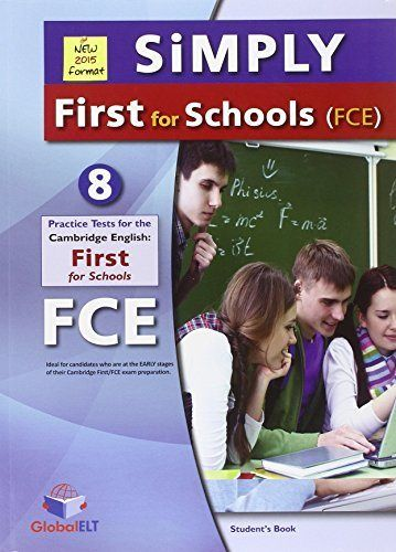 SIMPLY CAMBRIDGE FCE FOR SCHOOLS - 9781781642269