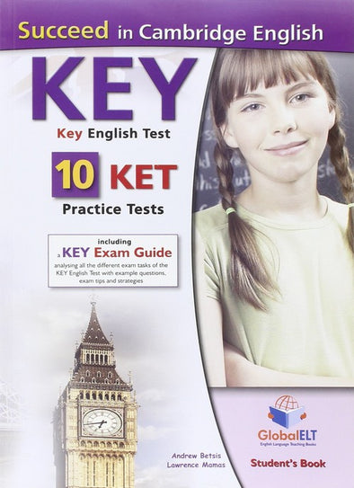Succeed cambridge english 10 key student practice test - 9781904463201