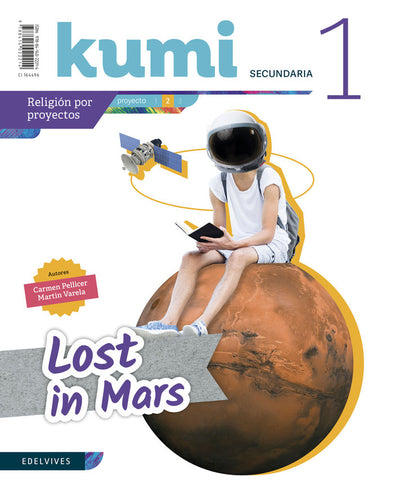 Proyecto Lost In Mars 1 Eso - 9788414022214