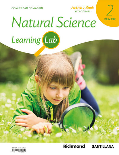Natural 2º Ep Activity Learning Lab - 9788414112854