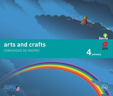 ARTS AND CRAFT 4ºE - 9788417291945