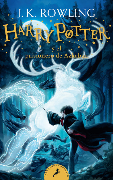 Harry Potter y el prisionero de Azkaban - 9788418173028