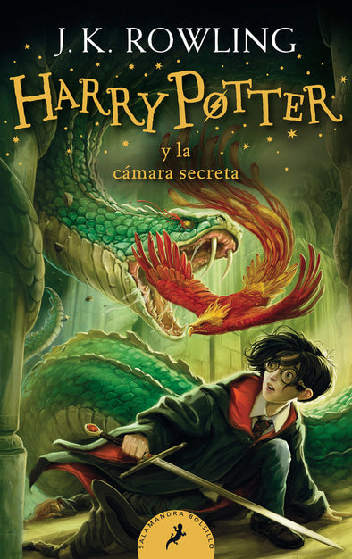 Harry Potter y la Cámara secreta  - 9788418173127