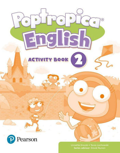 Poptropica English 2 Activity Book - 9788420568102