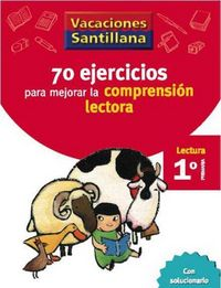 Libro Comprension Lectora 1 E.P.con ISBN 9788429407891