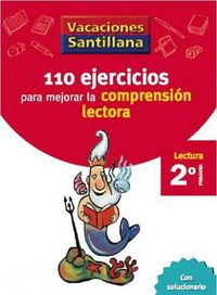 Libro Comprension Lectora 2 E.P.con ISBN 9788429408904