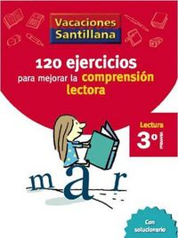 Libro Comprension Lectora 3 E.P.con ISBN 9788429409000