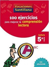 Libro Comprension Lectora 5 E.P.con ISBN 9788429409239