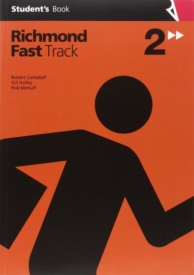 Fast Track 2 Students Book Ed16 - 9788466820578