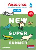 Libro New Super Summer 6 E.P. Inglescon ISBN 9788466822978