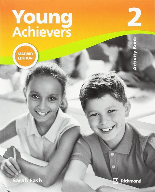 Young Achievers 2 Activity Madrid Ed18 - 9788466826235