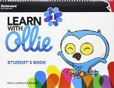 Learn With Ollie 1 Students Pack - 9788466829632