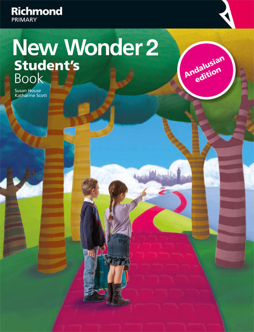 New Wonder 2 Student'S Pack Andalucia - 9788466831147