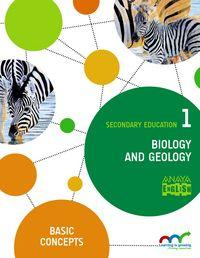 Biology,Geology 1.Basic Concept. - 9788467850802