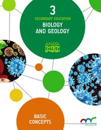 Biology And Geology 3 Basic Concepts - 9788467852233