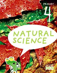 Natural Science 4 Ep C-Leon - 9788467879117