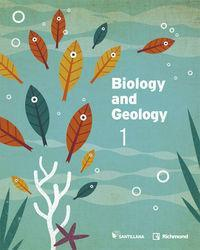 Biology And Geology 1º Eso - 9788468019758