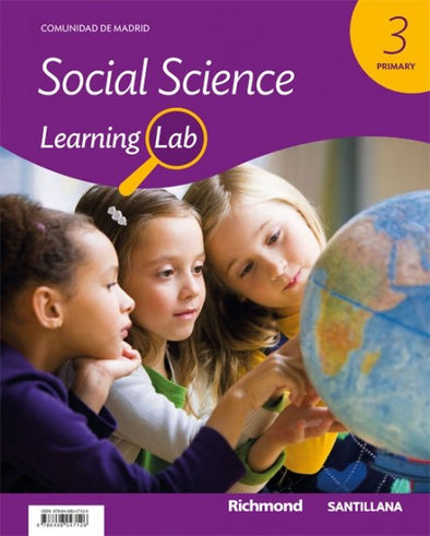 Learning Lab Social Science - 9788468047126
