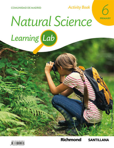 Learning Lab Nat.Sci.6 - 9788468052069