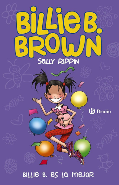 Billie b brown 9 billie b es la mejor