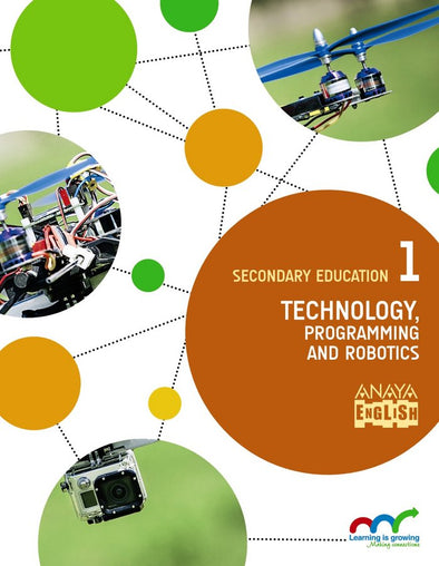Technology, Programming And Robotics 1. - 9788469807286