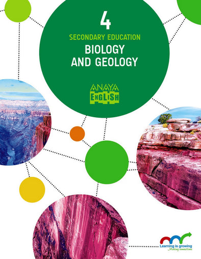 Biology And Geology 4 - 9788469810798