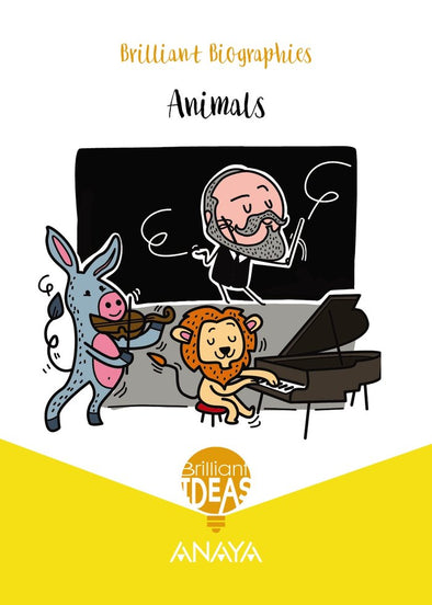 Brilliant Biography Animals - 9788469857946