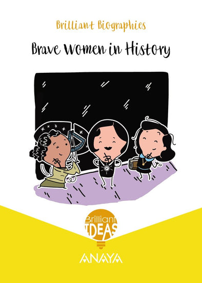 Brilliant Biography Brave Women In History - 9788469857953