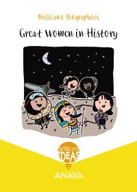 Brilliant Biography Great Women In History Primary 3º - 9788469857984