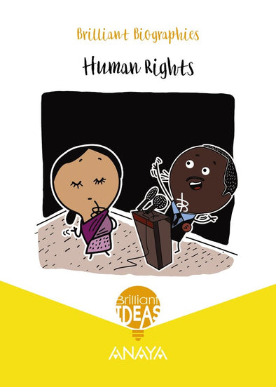 Brilliant Biography Human Rights - 9788469857991